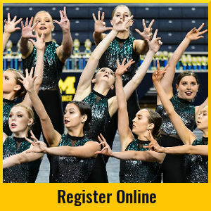 Register online for dance lessons