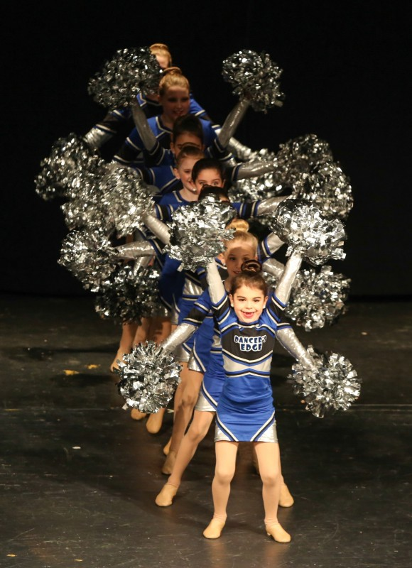 Pom and cheer classes - Dexter, MI